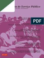 05-4 Costa História Das Reformas Administrativas No Brasil ENAP