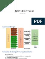 1. Centrales Eléctricas I_Introducción