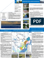 protecting the lakehead watershed brochure march 2012