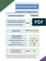 Tema 5. Estequiometría y Disoluciones. Libro Ejercicios