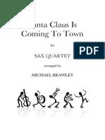 santaclausiscomingtotown sax.pdf