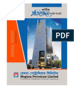 Annual Report 2014-2015 Meghna Pet in Bangladesh