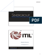 Itil Foundations Ss