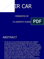 Air Car Ppt by CH.sampATH