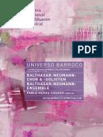 Universo Barroco - Monteverdi Selva Morale (II)