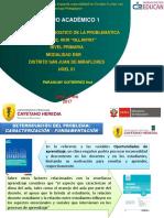 Sustentación Oral NOE PARAGUAY - SEGUNDA ESPECIALIDAD