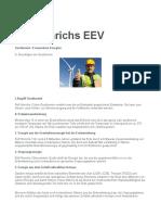 Rolf Hinrichs Windkraft EEV Göttingen
