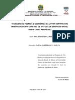DISSERTAÇÃO_ViabilizaçãoTécnicaEconômica