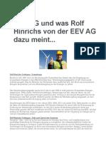 Rolf Hinrichs Von Der EEV