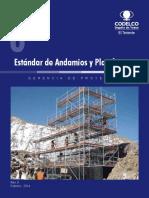 Estándar N°06 - Andamios y Plataformas