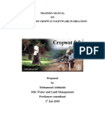 Manual Cropwat 8