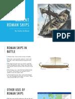 roman ships