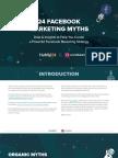 24 Facebook Marketing Myths