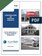 Ficha Ambiental y PMA Conauto