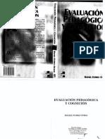 Documents.tips Evaluacion Pedagogica y Cognicion Rafael Florez