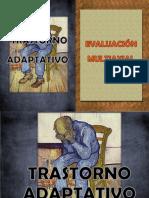 Trastorno Adaptativo y Dx Multiaxial 2