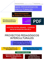 Interculturalidad Encuentro Anzoategui Abril 2017