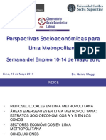 a1 Perspectivas Socioeconomicas Para Lima Metropolitana (2010)