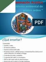 Contaminación Acústica 3