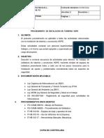 Po-hb-057-Procedimiento de Instalacion de Tuberia Hdpe