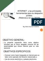 Navegadores de Internet -Dra. Maria Guzman