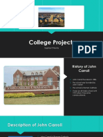 college project