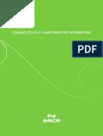 Codigo de Etica y Cumplimiento Normativo Del GRUPO SAICA (1)
