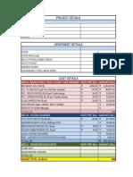 Apartment Flat Cost Calculator India