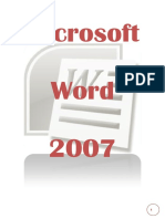 1.Microsoft Word Basico 2007