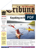 Front Page - September 3, 2010