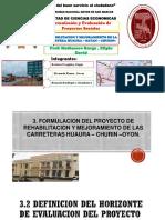 «Rehabilitacion y Mejoramiento de La Carretera Huaura – Sayan – Churin» (1)