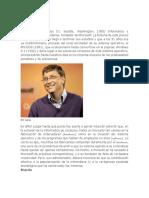 Biografia Bill Gates
