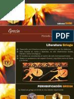 GRECIA - PERIODO JÓNICO