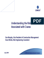 Understanding the Risks Associated With Cranes