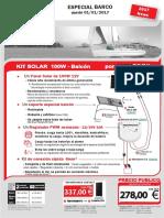 Kit 100W Balcon Doc Utilisateur 01-01-2017 ES