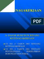 6.Ketenagakerjaan & Hub Kerja