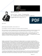 Giulio Pavolucci Underestimated Problem Dentin Hypersensitivity Vol 1 via Www Styleitaliano Org
