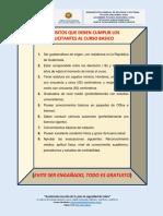 Requisitos e Impedimentos 2018
