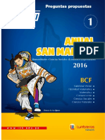 │EC│ GEOGRAFIA 1 ANUAL BCF - ADUNI 2016