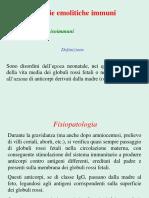 Corso Ematologia Lez. 9