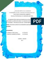 Remocion de Metales Con Platano_2017-II