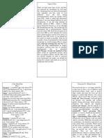 science brochure