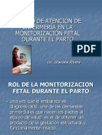 Monitorización Fetal Durante El Parto Graciela 1