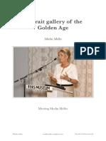 Merlin Melles - Portrait gallery of the Golden Age