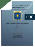Met. Gravimetrico-Ejemplo en Perú