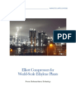 Elliott Compressors for World-Scale Ethylene Plants
