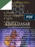 Elektrokimia kelompok 2