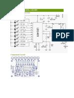 Vuímetro Com 9 LEDs