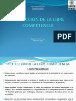 Clase Libertad de Comercio Reformas 2016