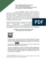 EL VELADO SIMBOLISMO DEL ESPEJO, Análisis Especular de Dos Signos Jeroglíficos